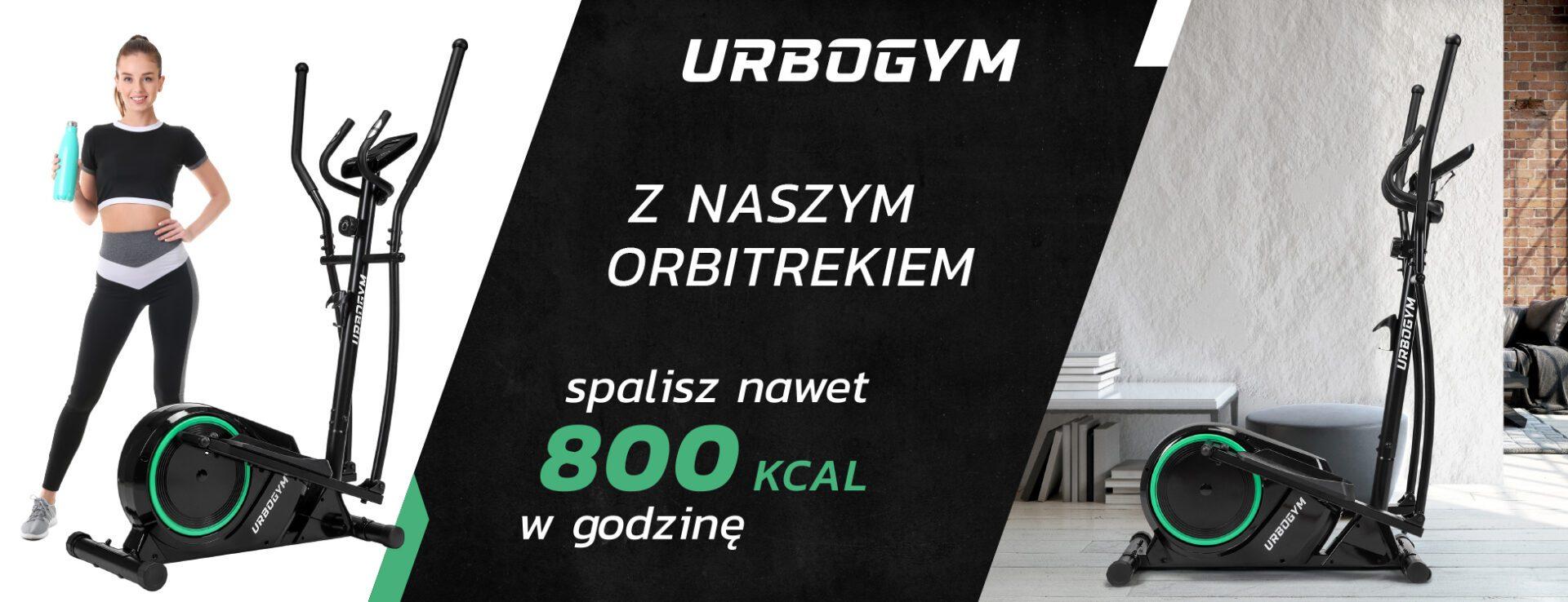banner BIEŻNIE Urbogym 2 1950 x 800
